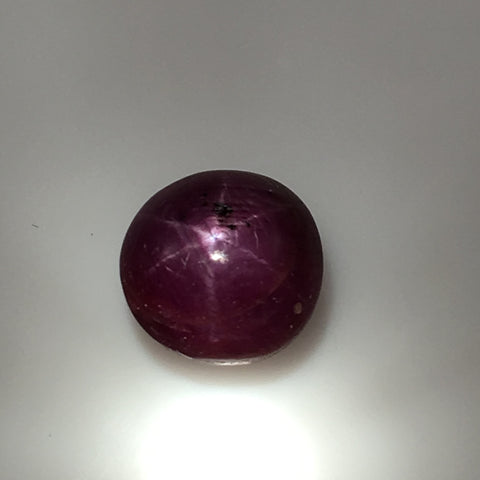 5.8 carat Burma Star Ruby - Colonial Gems