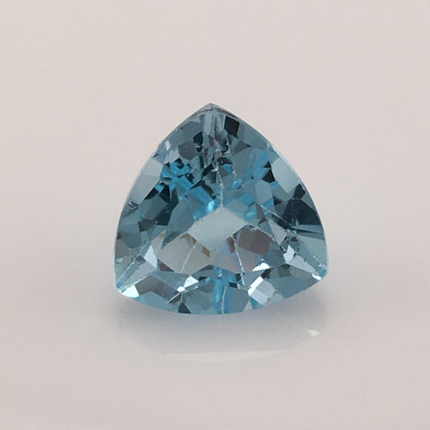 7.7 carat Swiss Blue Topaz Gemstone - Colonial Gems