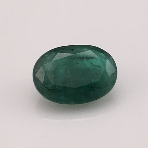 3.7 carat Afghan Emerald Gemstone - Colonial Gems