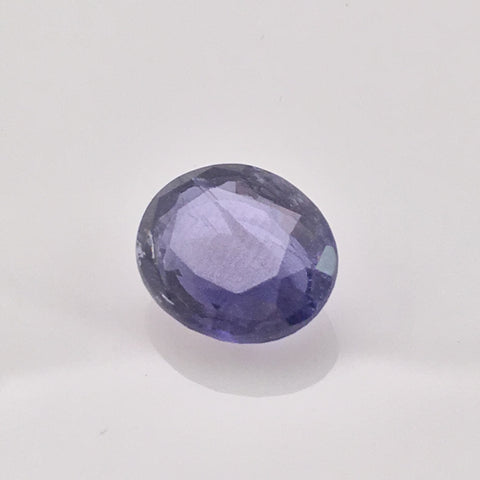 3.5 carat High Luster Burma Iolite Gemstone - Colonial Gems