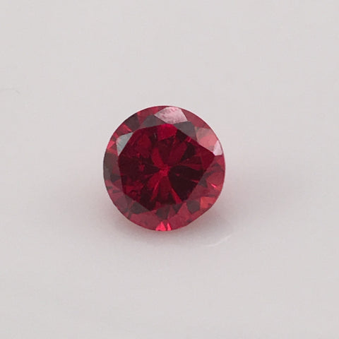 4.6 carate Red Fire Zircon Gemstone - Colonial Gems