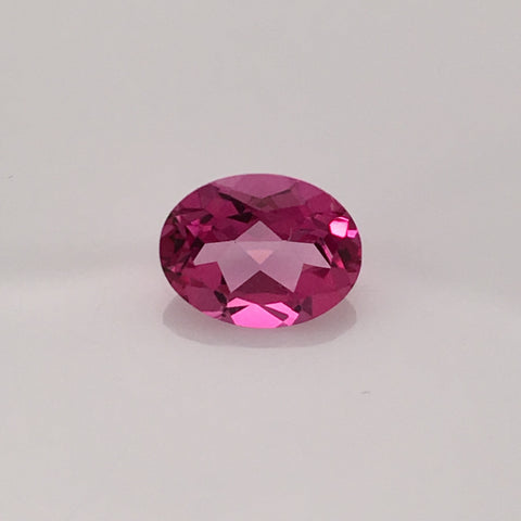 2.27 Hot Pink Topaz Gemsstone - Colonial Gems