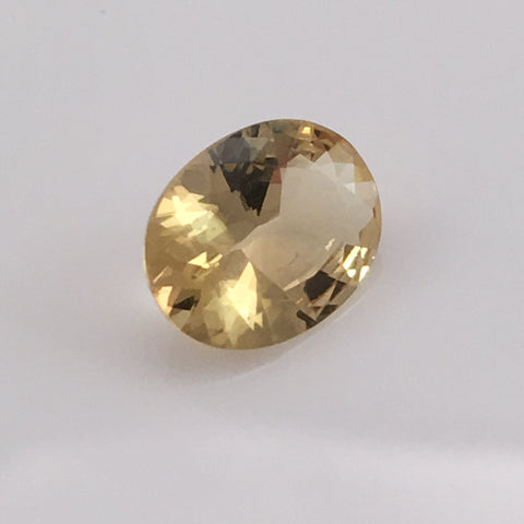 1.9 carat Golden Beryl Gemstone - Colonial Gems