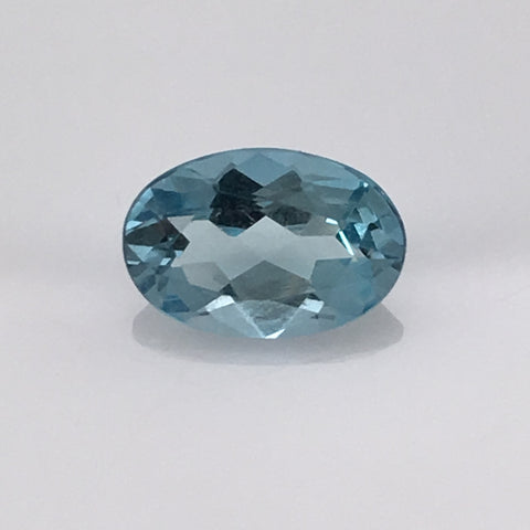 1.3 carat Afghan Aquamarine Gemstone - Colonial Gems