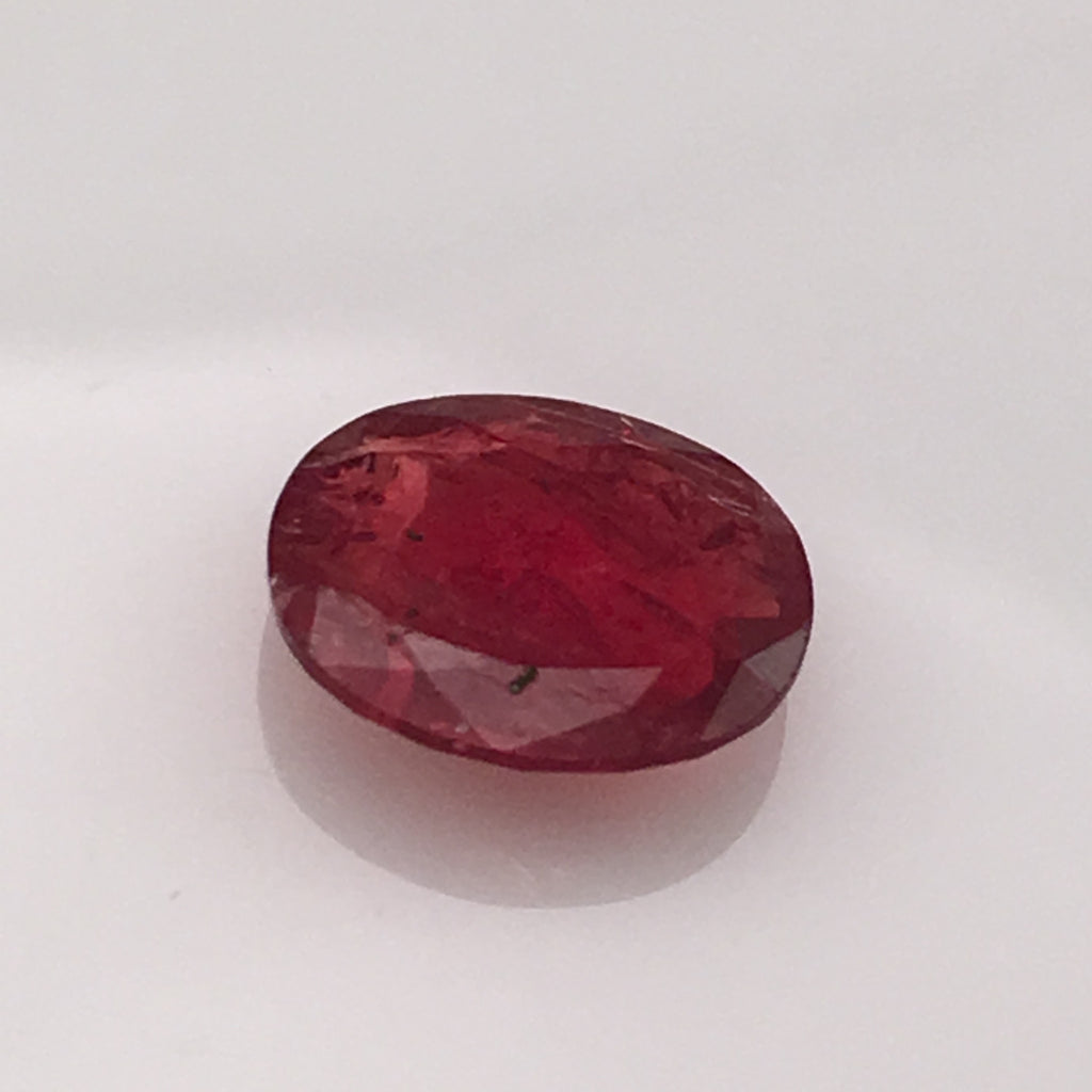 1.9 carat Red Spinel Gemstone - Colonial Gems