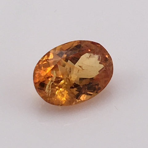 5.3 carat Rare Clinihumite Gemstone - Colonial Gems
