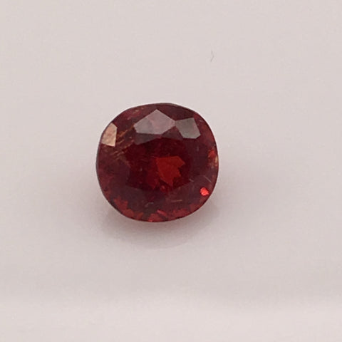 1.5 carat Red Cambodian Spinel - Colonial Gems