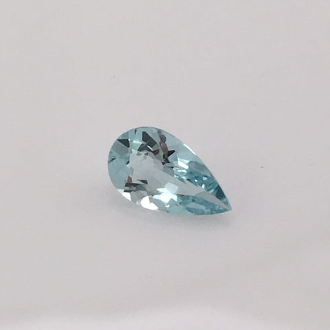 .99 carat Teardrop Aquamarine - Colonial Gems