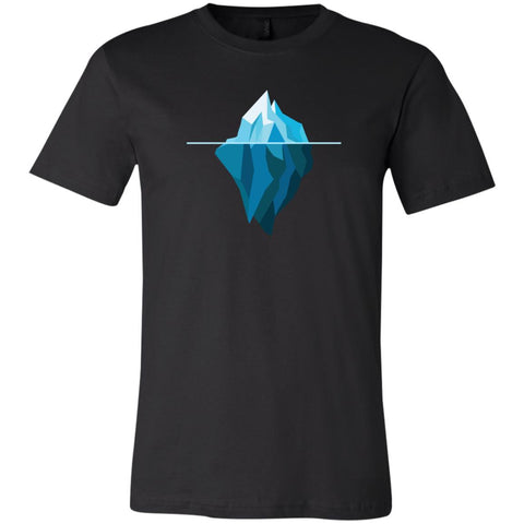 Iceberg Eco Awareness Short-Sleeve T-Shirt (Unisex)