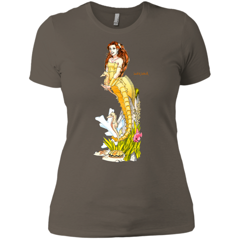 David R. Deitrick's  Maree Myrmaid Ladies' T-Shirt