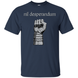 Nil Desperandum - Motivational Short Sleeve T-Shirt (Unisex)