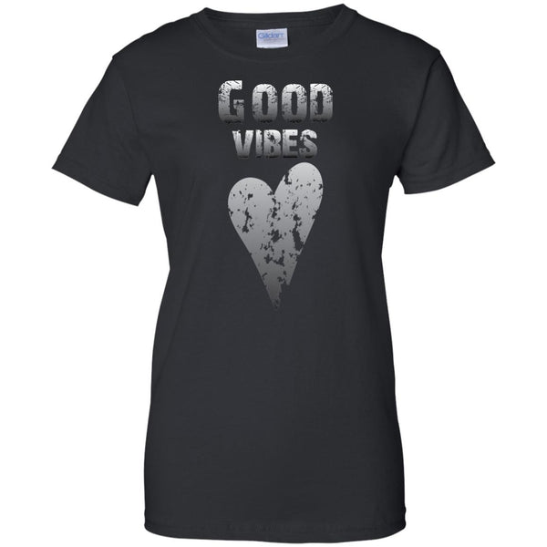 Good Vibes Cool Ladies T-Shirt