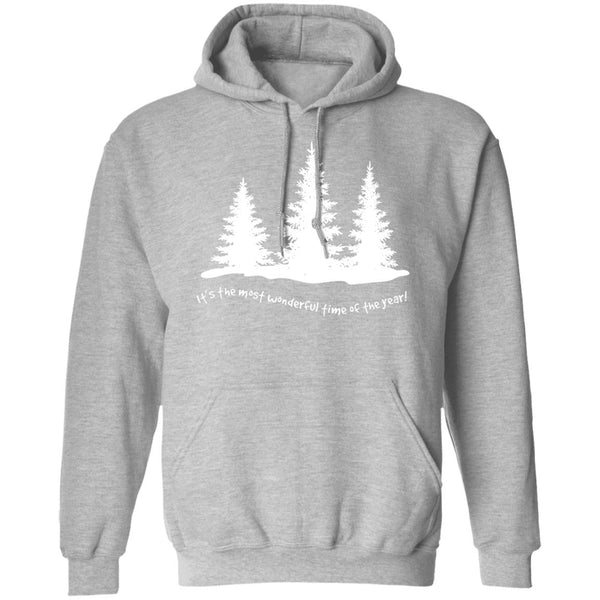 The Most Wonderful Time Of The Year Unisex Winter Hoodie