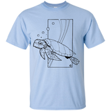 Sea Turtle by Dave Deitrick Youth T-Shirt