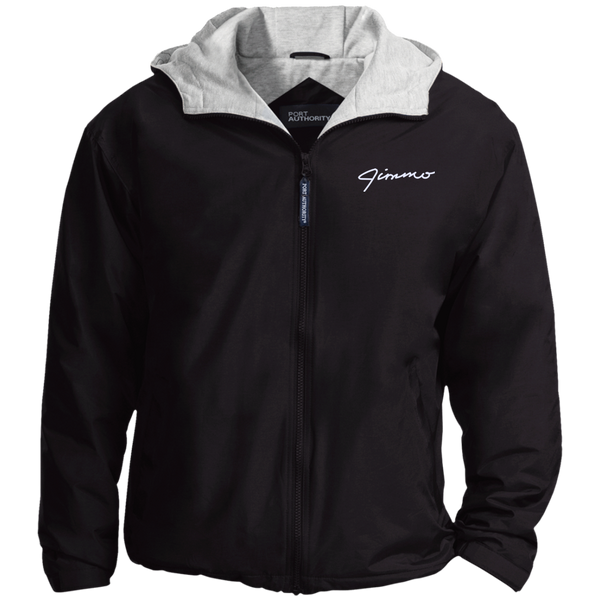 Jimmo Signature Embroidered Sports Jacket For Men