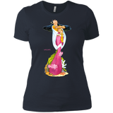 David R. Deitrick's Kashmyr Myrmaid Ladies' Short Sleeve T-Shirt