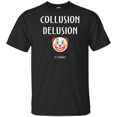 Collusion Delusion Unisex Cotton T-Shirt