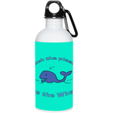 Save The Wales Eco Friendly Reusable Water Bottle