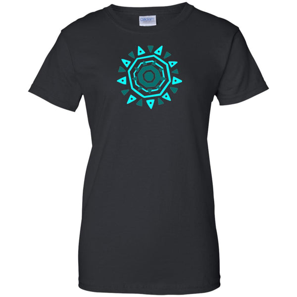 Southwestern Sun Summer Spirit Ladies T-Shirt