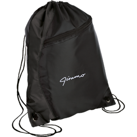 Jimmo Signature Embroidered Cinch Pack