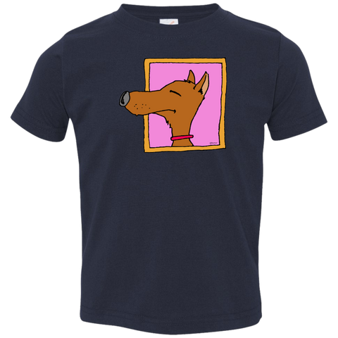 Le Dog Toddler T-Shirt For Dogs Loving Kid