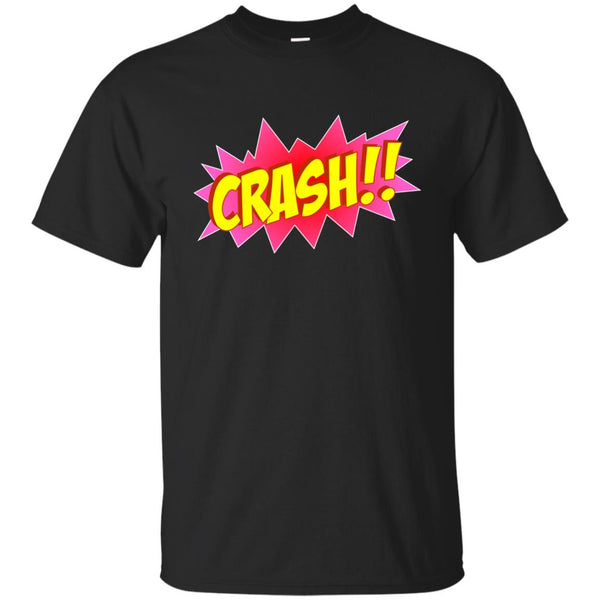Crash!! Cool Party And Festival Season T-Shirt (Unisex)