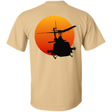 Mad Dog Two Sided Short Sleeve T-Shirt For Veterans (Unisex)