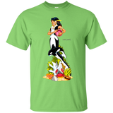 David R. Deitrick's Ceti Myrmaid Short Sleeve T-Shirt (Unisex)