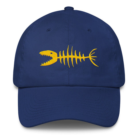 Sea Creature In Yellow - Cotton Cap