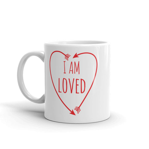 I Am Loved - Mug