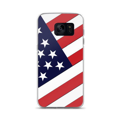 Stars And Stripes Patriotic Americana Samsung Case