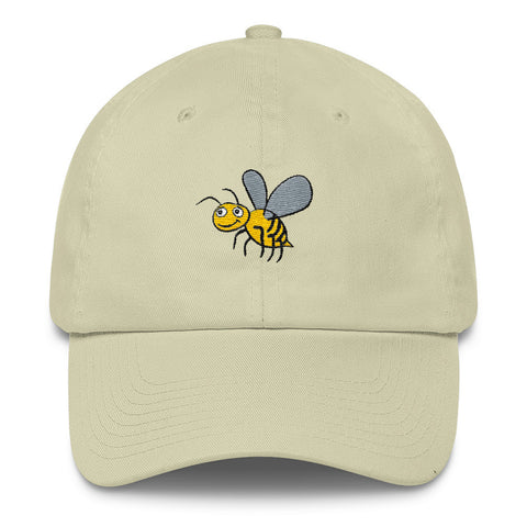 Save The Bees - Honeybee Cotton Cap