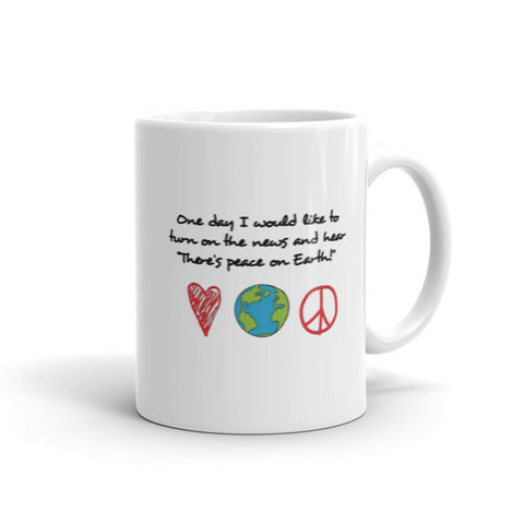 Peace On Earth Mug