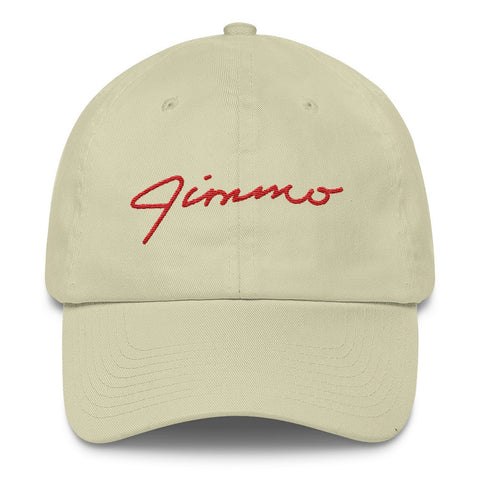 Jimmo Signature - Unisex Cotton Cap