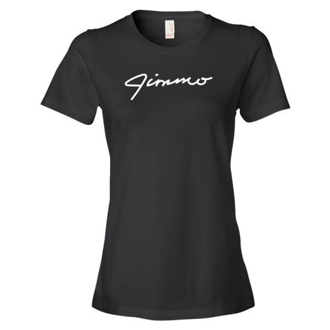 Jimmo Signature Women's Short Sleeve T-Shirt