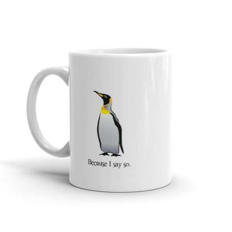 Emperor Penguin - Mug For Nature Lovers