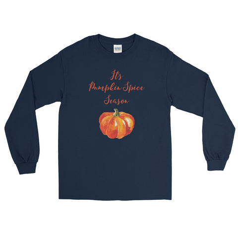 Pumpkin Spice Season - Long Sleeve T-Shirt (Unisex)