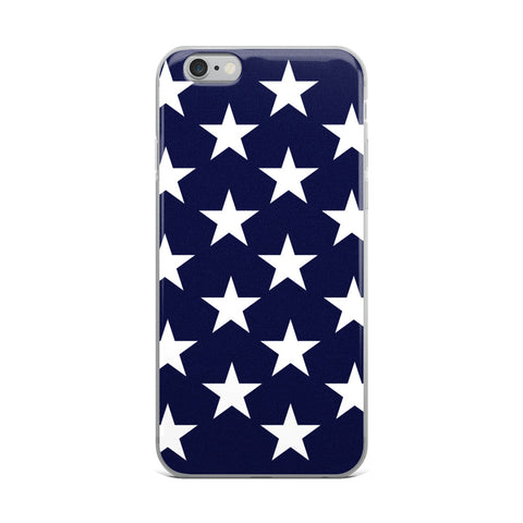 Stars - Patriotic Americana iPhone Case