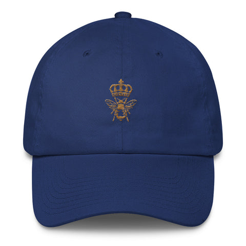 Royal Queen Bee - Save The Bees Cotton Cap