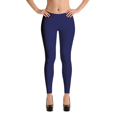 Navy Blue Private Label Leggings