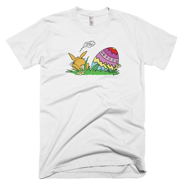 Easter Bunny - Short Sleeve Men's T-Shirt