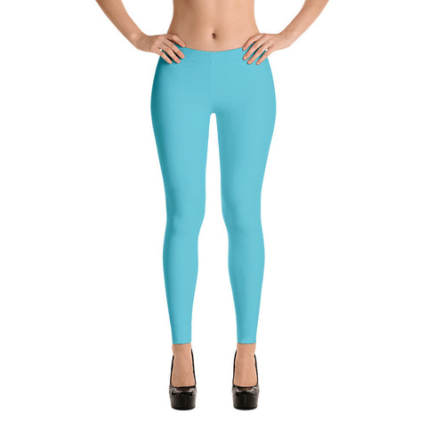 Turquoise Private Label Leggings