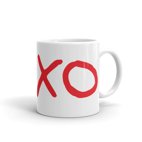 XO Hugs And Kisses - Urban Dictionary Love Mug
