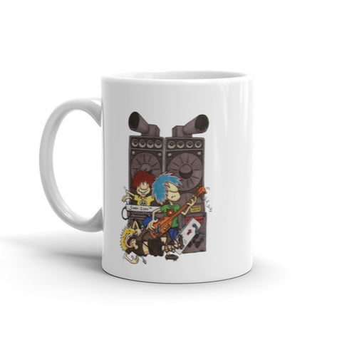 The Band! - Mug For Music Lovers
