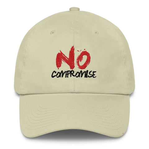 No Compromise - Cotton Cap
