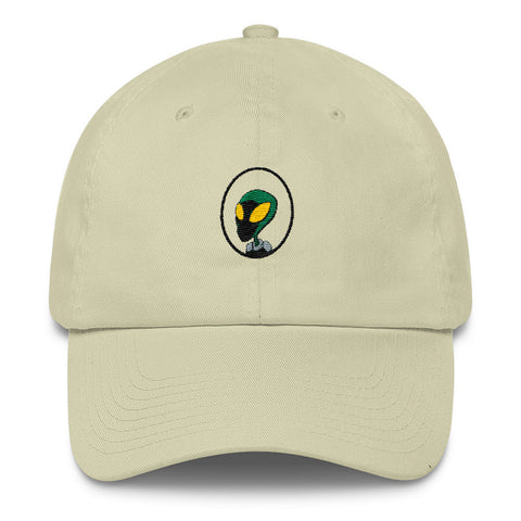 Alien Commander Cotton Cap