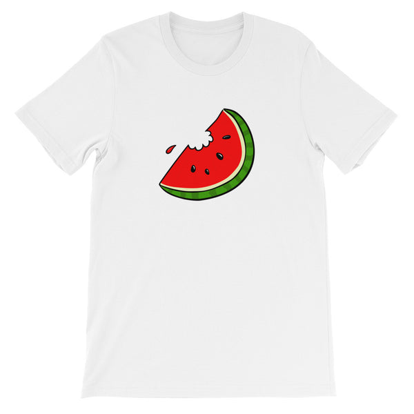 Slice Of Watermelon Unisex Short Sleeve T-Shirt