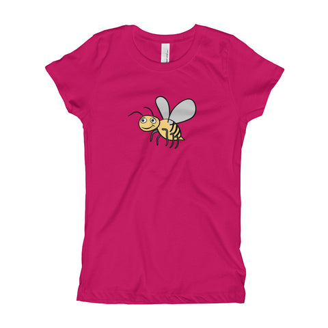Honey Bee Girl's T-Shirt