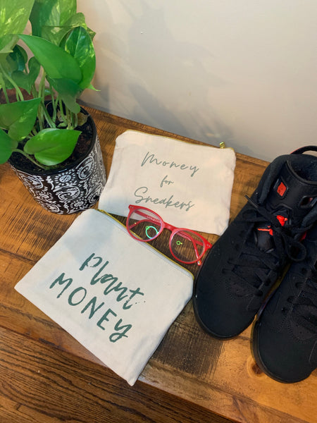 Plant Money + Money for Sneakers Bundle