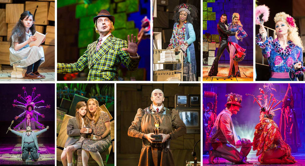 Image courtesy of Matilda the Musical